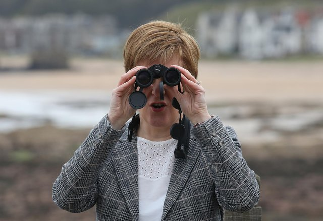 First Minister Nicola Sturgeon  made a series of pledges when her party was elected in 2016. Picture: PA