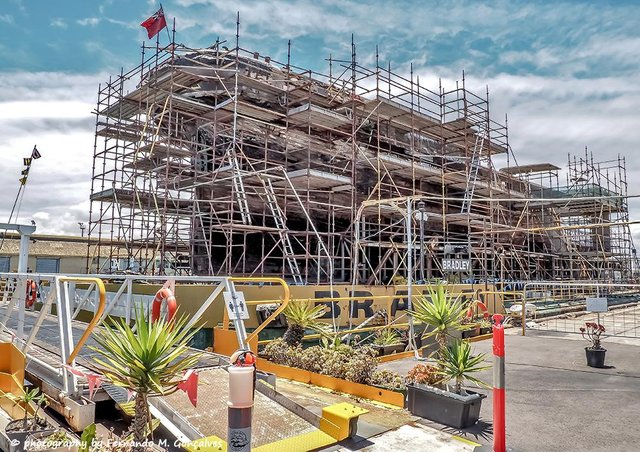 City of Adelaide is to become the focus of a maritime heritage attraction. Picture: Fernando M Gonçalves