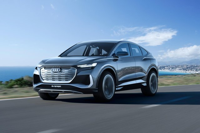 Audi has stated that by 2025 it will offer more than 20 models with all-electric drive