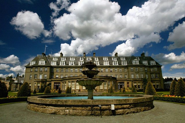 The Gleneagles Hotel won't be the last one to temporarily close its doors while the Covid restrictions continue, says Stephen Jardine (Picture: Chris Furlong/Getty Images)