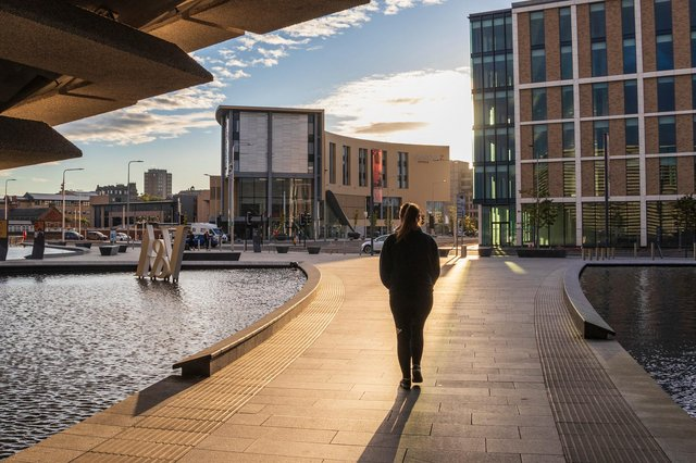 Dundee, home to the Scottish outpost of the V&A design museum, is one of the fastest growing business locations in Scotland.