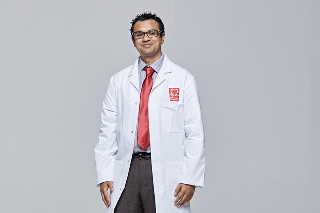 Dr Anoop Shah, BHF Clinical Research Fellow at the London School of Hygiene and Tropical Medicine.