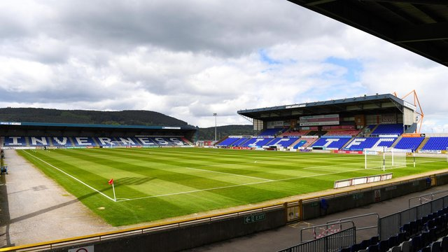 Inverness CT have hit back at newspaper reports. Picture: SNS