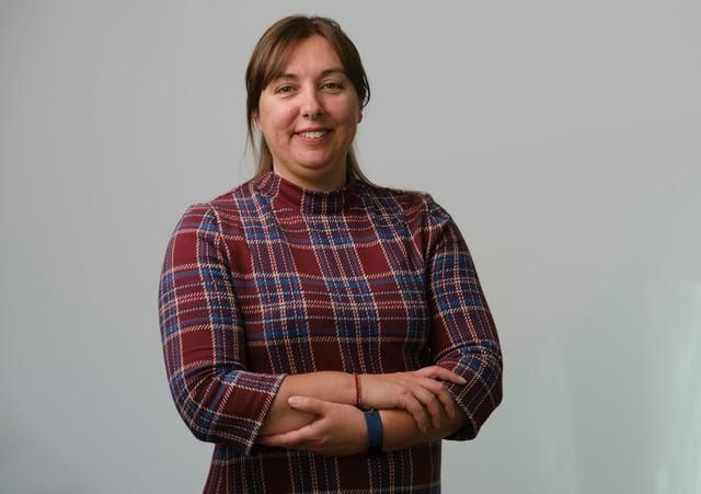 Michelle Hawkins, Managing Director, Accenture, Scotland
