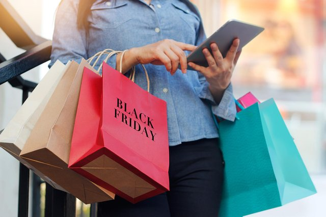 Black Friday will take place on Friday 27 November this year