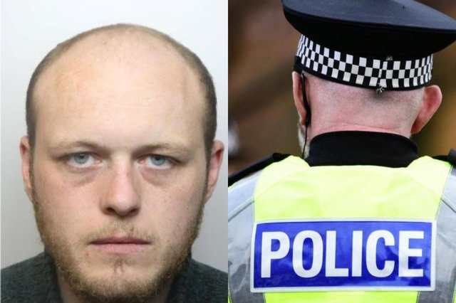 Alan Jordan is wanted by police picture: Crimestoppers