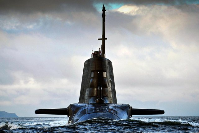The firm has reeled in a long-term contract to provide equipment-level in-service support. Picture: Thomas McDonald/Crown Copyright.