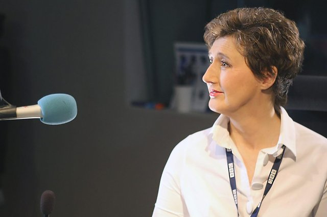 Isabel Fraser left her role as a BBC Scotland presenter in the autumn.