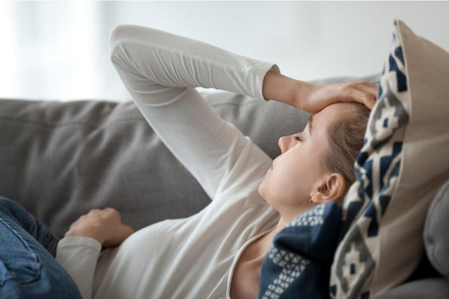 The most common symptom of long covid is severe fatigue.