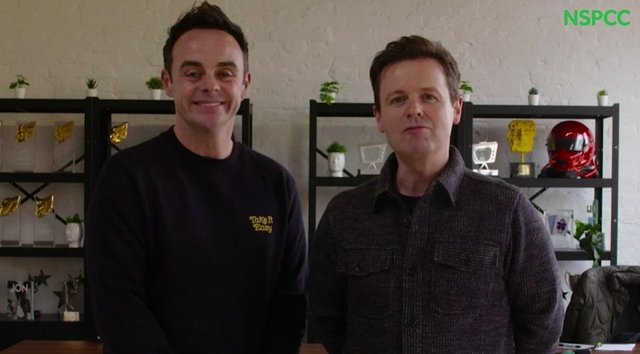 TV duo Ant and Dec are hosting the programme to help children learn about their right to be safe from abuse and neglect (Photo: NSPCC).