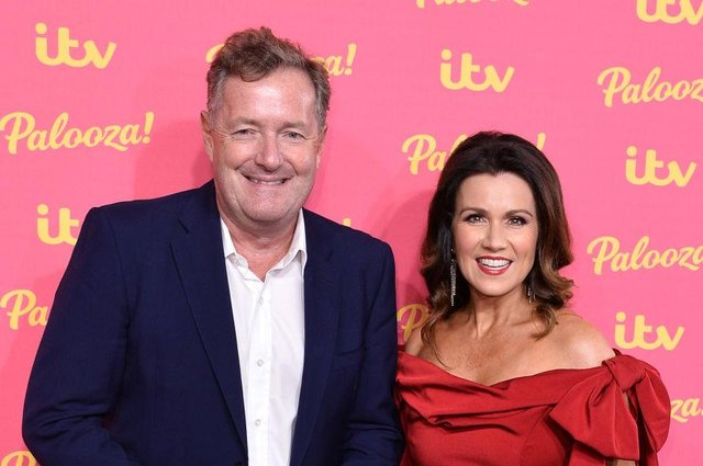 """Good Morning Britain's Susanna Reid has insisted that the show will """"go on"""" after the shock announcement that ITV had accepted Piers Morgan's decision to step down as a host. (Photo by Jeff Spicer/Getty Images)"""