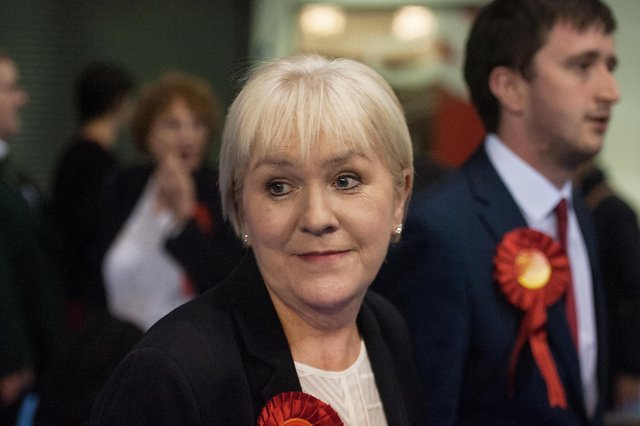 Conservative MSP supported an amendment to the Hate Crime Bill tabled by Labour's Johann Lamont to include sex as a protected characteristic, along with race, religion, disability, sexual orientation, and others (Picture: John Devlin)