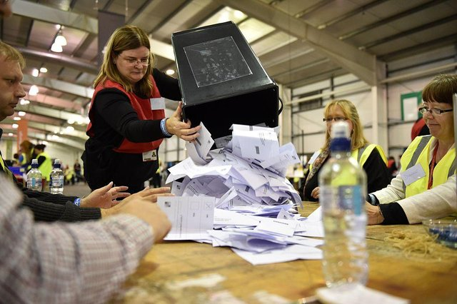 Enough voters can be influenced by the way a referendum question is phrased to make a significant difference to the outcome (Picture: Leon Neal/AFP via Getty Images)