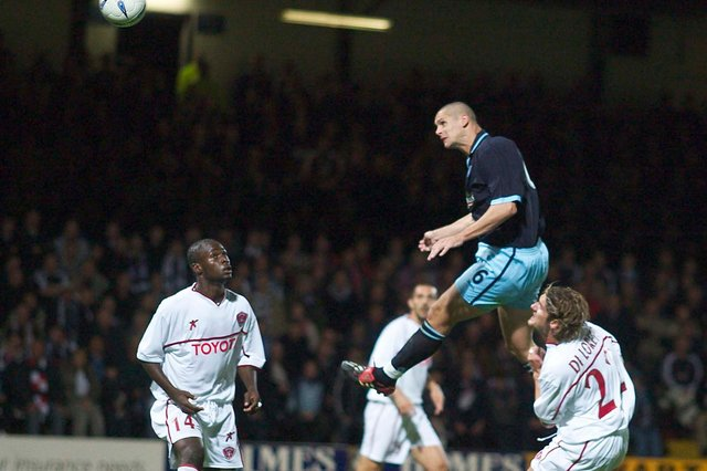 Dundee have not played a two-legged tie since 2003 against Perugia in the Uefa Cup
