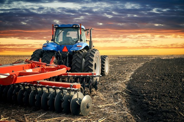 There has been a surge in tractor global positioning system (GPS) thefts.