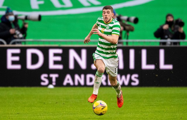 """Ryan Christie believes this season was a """"blip"""" for Celtic. Picture: SNS"""