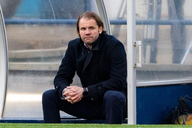 Hearts manager Robbie Neilson is hoping for a positive start to the season as Tynecastle club return to Premiership return. Photo by Paul Devlin / SNS Group