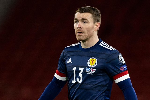 John Fleck is self-isoalting and will not travel to Portugal