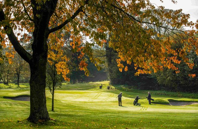 The new strategy aims to boost golf tourism in Scotland as it recovers from the Covid-19 pandemic.
