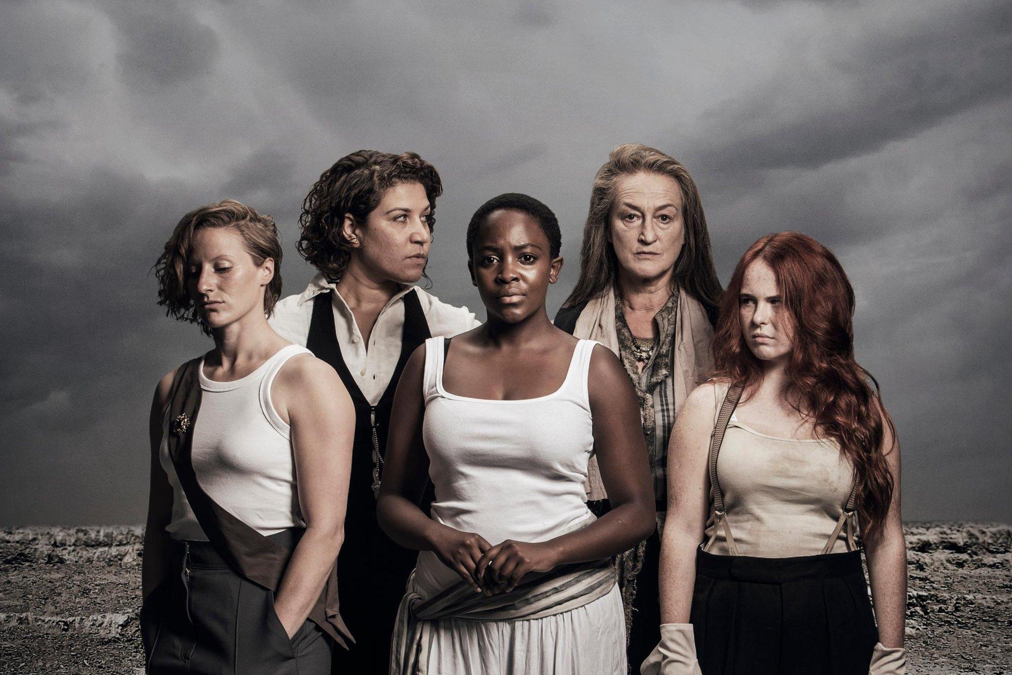Nicole Cooper di The Tron's all-female Tempest: 'kita harus belajar untuk melawan sudut kita'