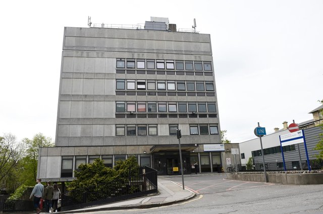 The SNP has pledged to replace Edinburgh's ageing Princess Alexandra Eye Pavilion but some are concerned about the lack of detail (Picture: Greg Macvean)