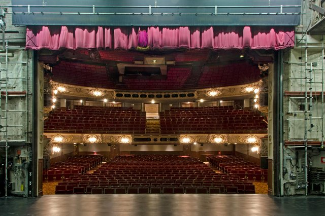 The King's Theatre is due to reopen to the public this summer.