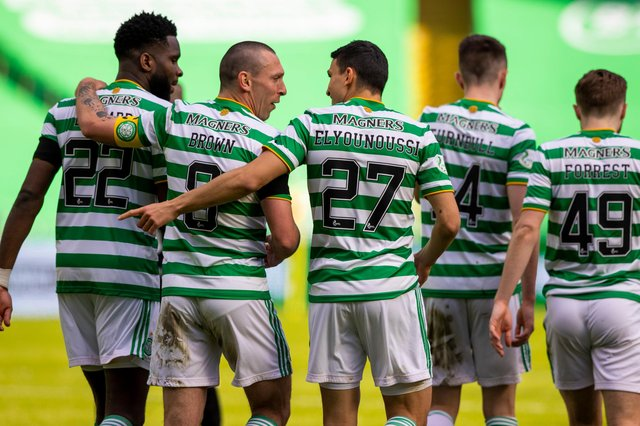 Celtic were classy and ruthless against Livingston.