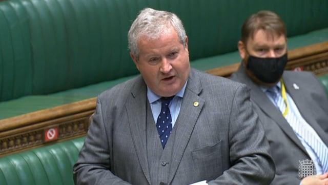 "SNP Westminster leader Ian Blackford warned the proposals could make Boris Johnson a ""tin-pot dictator"""