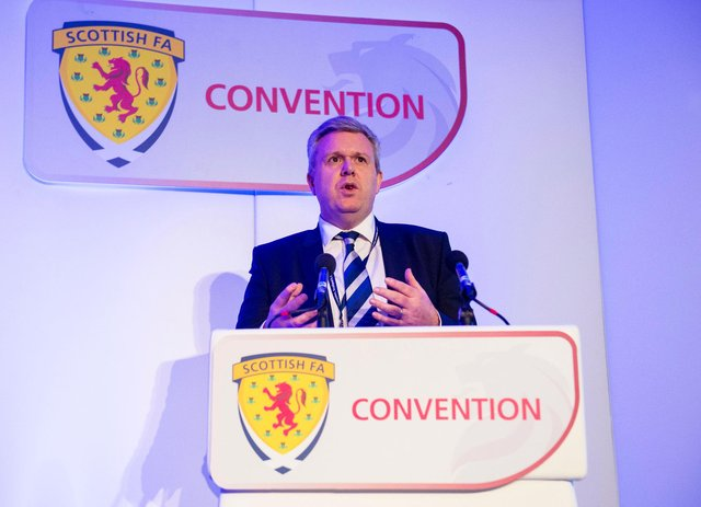 Andrew McKinlay is the new chief executive of Hearts.
