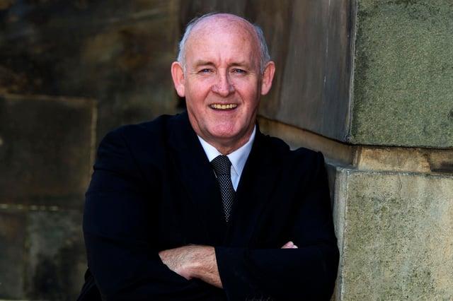 Professor Ian Welsh OBE, Chief Executive, Health and Social Care Alliance Scotland