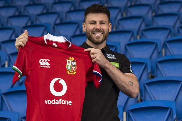 Ali Price's Lions call-up is thoroughly deserved.