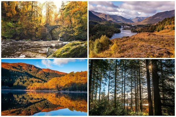 11 of the best places to see stunning autumn colours in Scotland