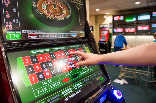 The rise of online gambling means people no longer need to visit a betting shop or a casino and brings extra challenges for those at risk of addiction (Picture: Ian Georgeson)