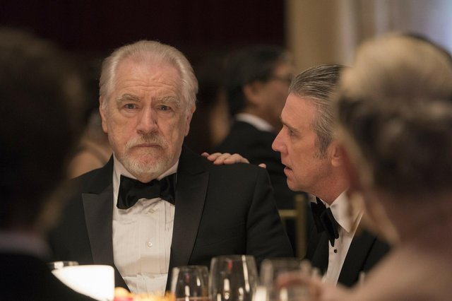 Brian Cox won a Golden Globe award earlier this year for his performance as media tycoon Logan Roy in the HBO series Succession.