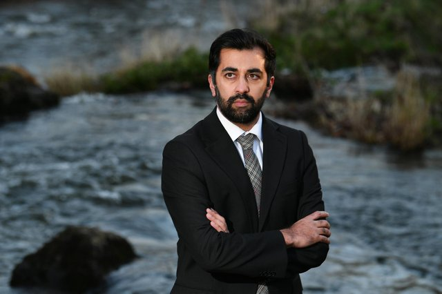The Hate Crime Bill was piloted through Holyrood by former justice secretary Humza Yousaf.
