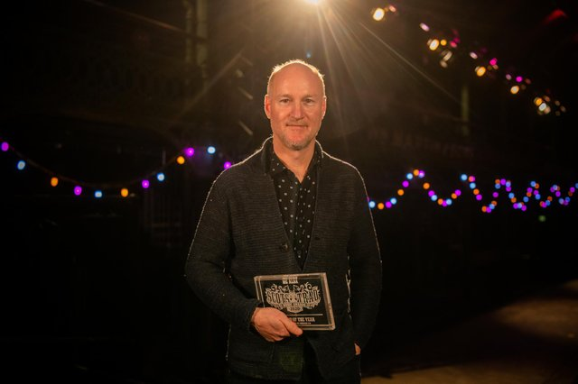 Donald Shaw said dozens of new festivals were expected to be created across Scotland as part of the project. Picture: Gaelle Beri