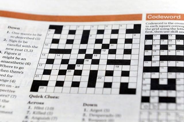 Scotsman crossword