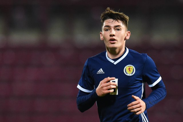 Billy Gilmour: in Chelsea's squad to face Manchester City in the Champions League final in Porto (Photo by Ross MacDonald / SNS Group)