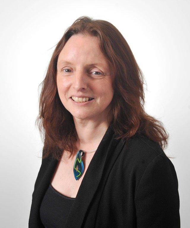 Shona Adam, associate director of Workplace Change at the Scottish Futures Trust (SFT)