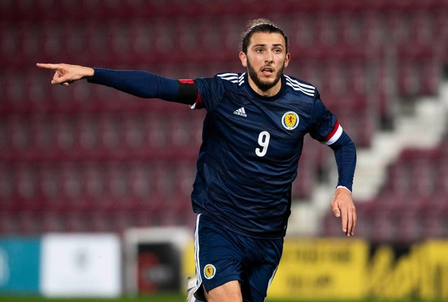 Scotland under-21s striker Fraser Hornby is close to agreeing a move to Aberdeen. Picture: SNS