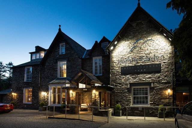 A warm winter welcome awaits at Rothay Garden Hotel near Grasmere, Cumbria, which opens again on 2 December.