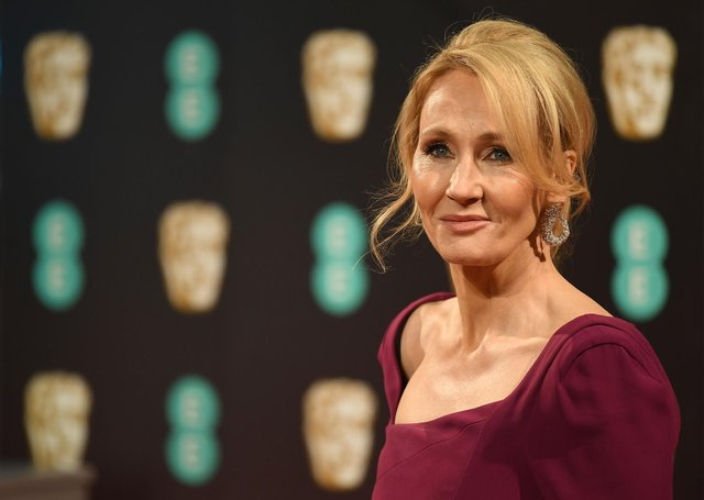 JK Rowling has been clear how much the definition of words matter to her. (Picture: Justin Tallis/Getty Images)
