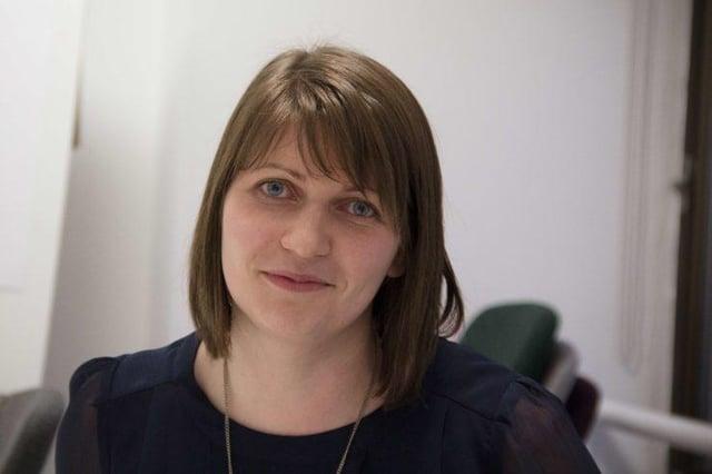 Hannah Smith, Director, Ice Scotland