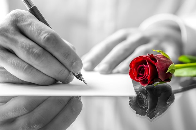 """Saint Valentine wrote letters to the daughter of his captor's daughter, signed """"from your valentine"""" (Picture: Shutterstock)"""