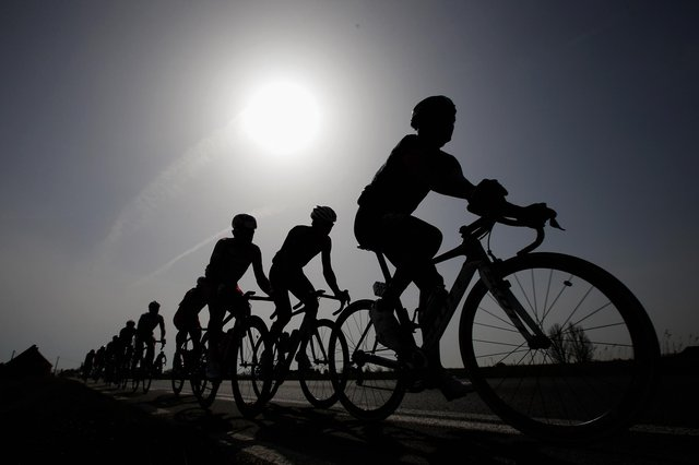 The Covid pandemic has seen sales of bicycles boom (Picture: Dean Mouhtaropoulos/Velo/Getty Images)