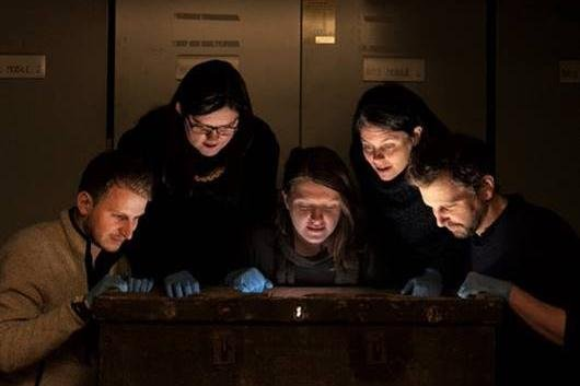 Museums & Galleries Edinburgh have officially launched Auld Reekie Retold, the largest collections inventory project ever undertaken in the organisation's history.