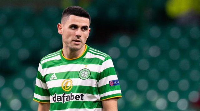 Tom Rogic will stay to regain fitness to be ready for the start of the new season. (Photo by Craig Foy / SNS Group)