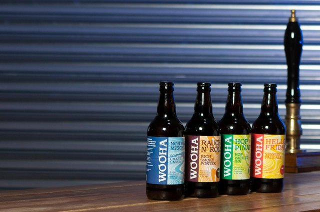 WooHa Brewing is billed as having a range of quality brands and an established network of trade and consumer customers. Picture: contributed.