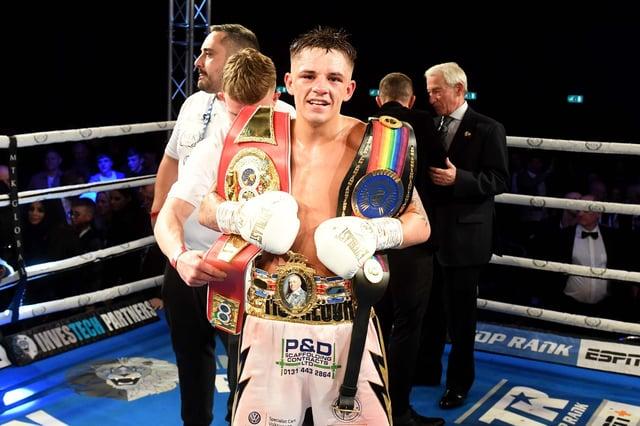 Lee Mcgregor To Fight Karim Guerfi For European Title In November | The Scotsman