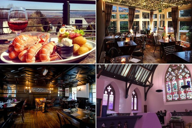 Our readers gave us their votes for 12 of the best restaurants in Scotland.
